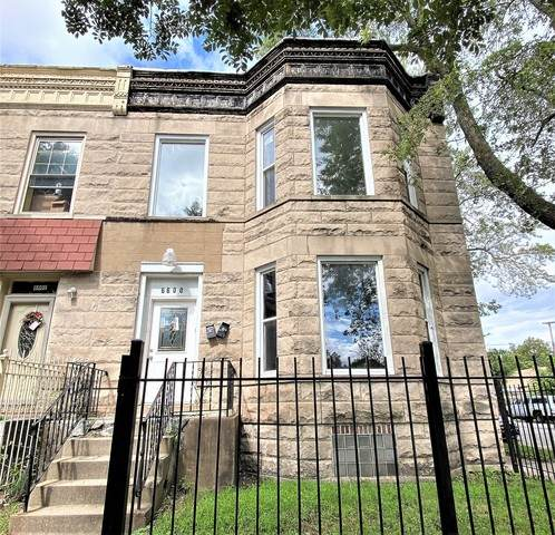 6600 S Marquette Road, Chicago, IL 60637 (MLS #10806386) :: Angela Walker Homes Real Estate Group