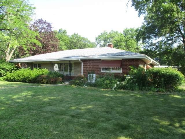 405 Milburn Avenue, Crete, IL 60417 (MLS #10806387) :: Angela Walker Homes Real Estate Group