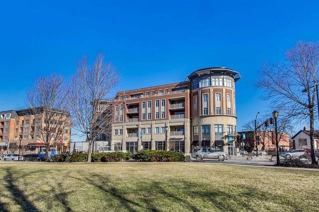 50 N Northwest Highway #408, Park Ridge, IL 60068 (MLS #10806393) :: The Wexler Group at Keller Williams Preferred Realty