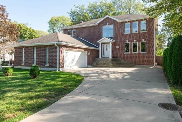 1695 Van Buren Avenue, Des Plaines, IL 60018 (MLS #10806395) :: John Lyons Real Estate