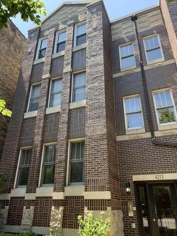 4212 N Ashland Avenue Gs, Chicago, IL 60613 (MLS #10806410) :: Angela Walker Homes Real Estate Group