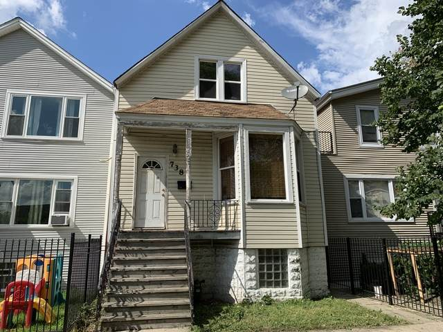 738 W 48th Street, Chicago, IL 60609 (MLS #10806520) :: Angela Walker Homes Real Estate Group