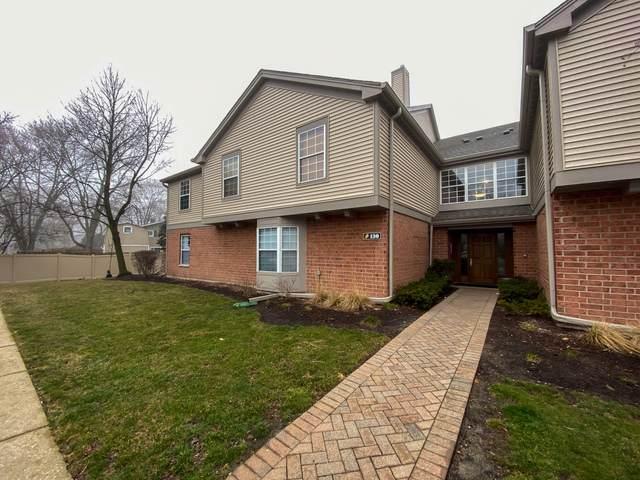 130 Crest Wood Court #3, Schaumburg, IL 60195 (MLS #10806546) :: Angela Walker Homes Real Estate Group