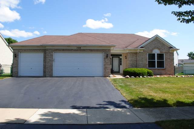1508 Lang Drive, Bolingbrook, IL 60490 (MLS #10806566) :: The Wexler Group at Keller Williams Preferred Realty