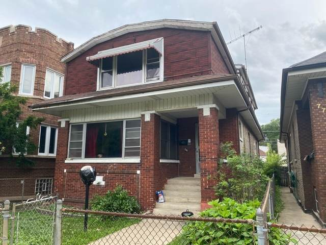 7744 S Hermitage Avenue, Chicago, IL 60620 (MLS #10806580) :: John Lyons Real Estate