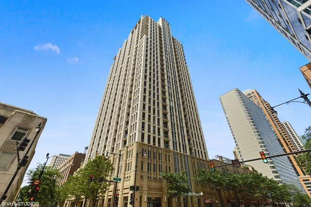 1250 S Michigan Avenue #603, Chicago, IL 60605 (MLS #10806588) :: Angela Walker Homes Real Estate Group