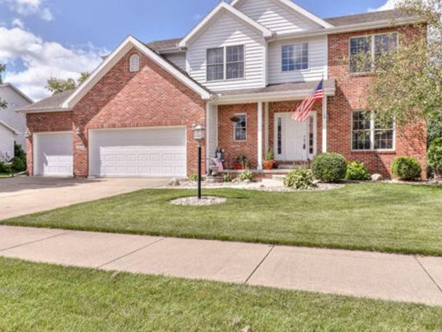 2413 Stricker Lane, Urbana, IL 61802 (MLS #10806608) :: Ryan Dallas Real Estate