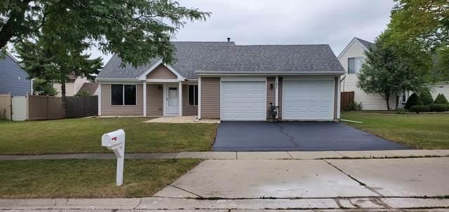 151 Red Cedar Drive, Streamwood, IL 60107 (MLS #10806686) :: Angela Walker Homes Real Estate Group