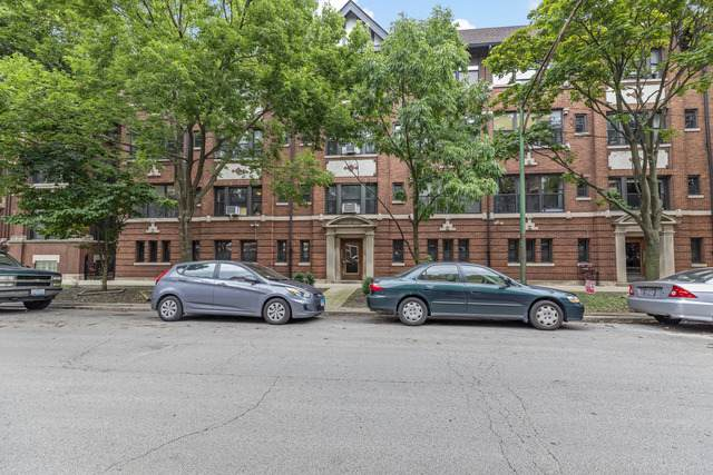 5133 S Greenwood Avenue #1, Chicago, IL 60615 (MLS #10806715) :: Angela Walker Homes Real Estate Group