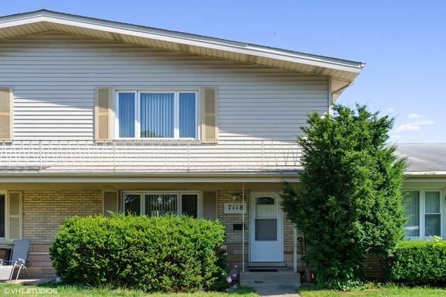 7118 W Carol Court, Niles, IL 60714 (MLS #10806743) :: John Lyons Real Estate