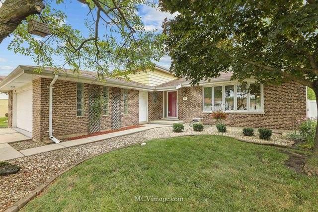 563 Quail Run Road, Matteson, IL 60443 (MLS #10806766) :: John Lyons Real Estate