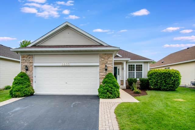 1635 Benzie Circle, Romeoville, IL 60446 (MLS #10806803) :: The Wexler Group at Keller Williams Preferred Realty