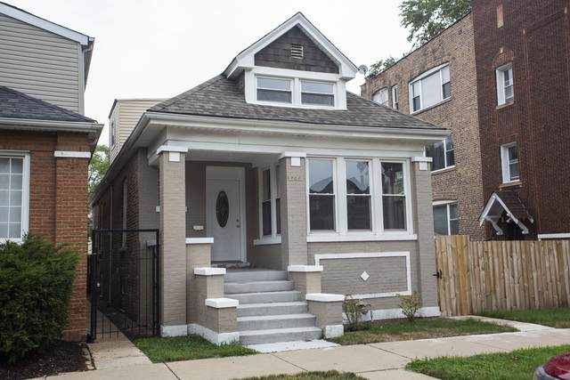 706 E 89th Place, Chicago, IL 60619 (MLS #10806816) :: Angela Walker Homes Real Estate Group
