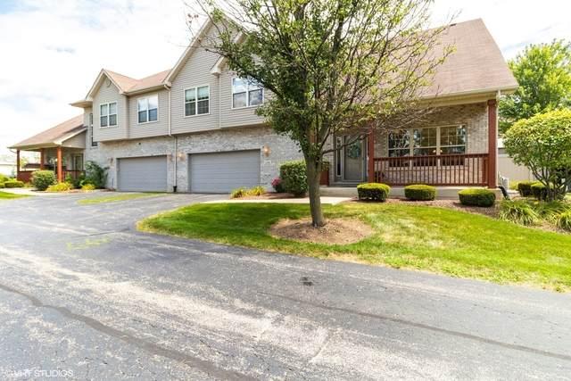 1246 Lacoma Drive 2C, Lockport, IL 60441 (MLS #10806844) :: John Lyons Real Estate