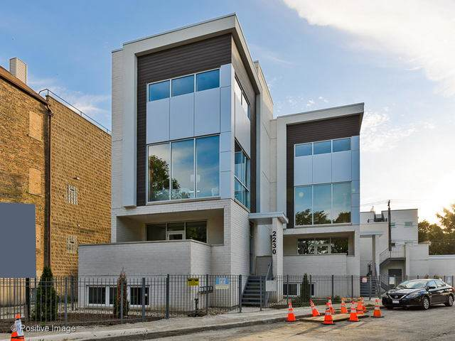 2230 N Seeley Avenue 1N, Chicago, IL 60647 (MLS #10806874) :: Property Consultants Realty