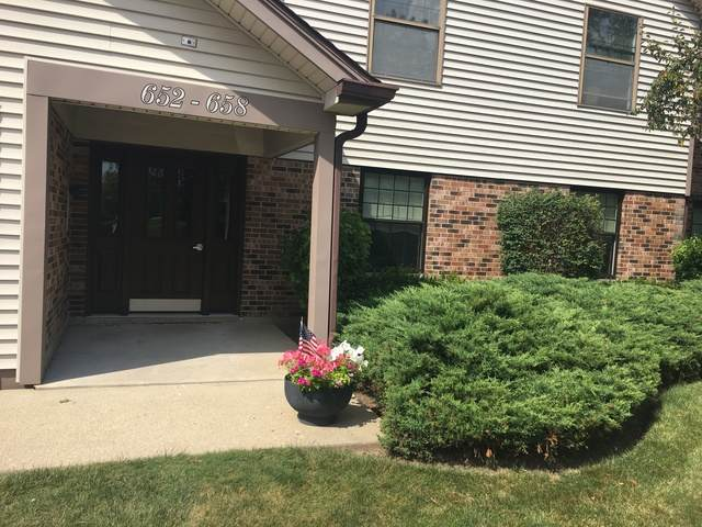 656 Hapsfield Lane 3D1, Buffalo Grove, IL 60089 (MLS #10806884) :: Littlefield Group