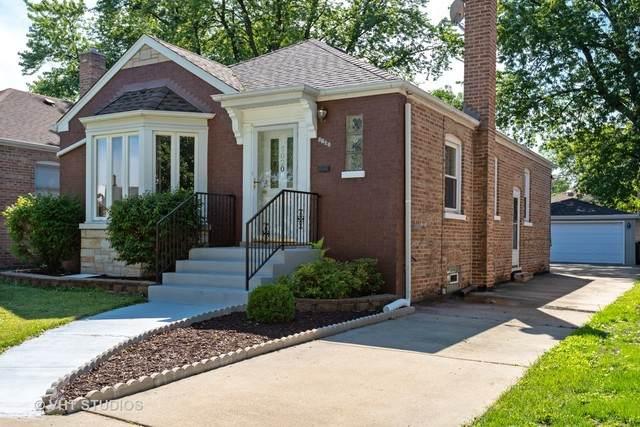 5020 N Nordica Avenue, Chicago, IL 60656 (MLS #10806889) :: Angela Walker Homes Real Estate Group