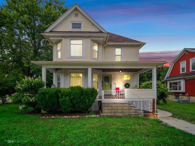 125 Hickory Street, New Lenox, IL 60451 (MLS #10806901) :: Property Consultants Realty