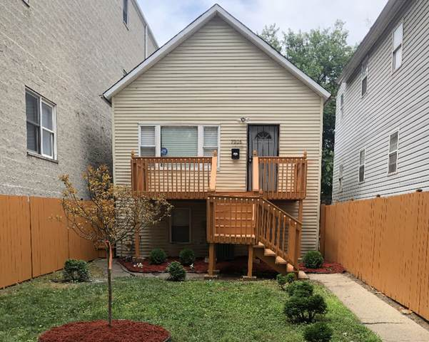 7016 S Cornell Avenue, Chicago, IL 60649 (MLS #10806916) :: Angela Walker Homes Real Estate Group