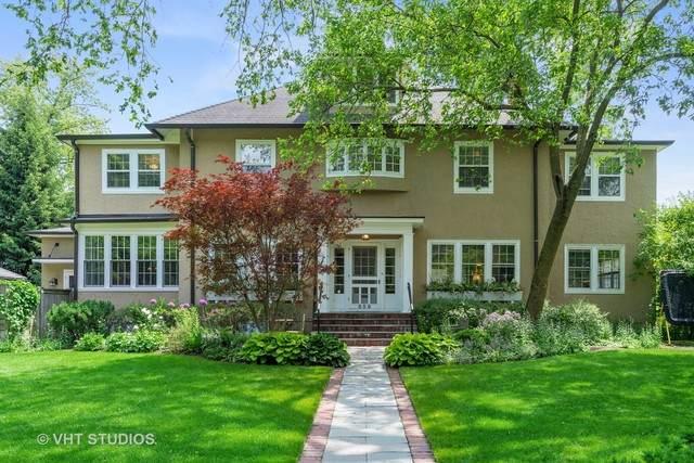 859 Burr Avenue, Winnetka, IL 60093 (MLS #10806935) :: John Lyons Real Estate