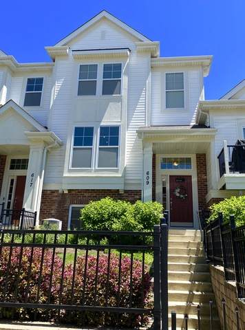 609 Plaza Place, Aurora, IL 60504 (MLS #10806977) :: Angela Walker Homes Real Estate Group