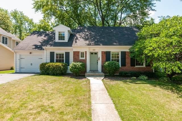 411 Dorset Place, Glen Ellyn, IL 60137 (MLS #10807020) :: Angela Walker Homes Real Estate Group