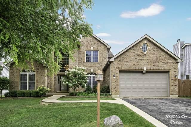 1345 Winslow Circle, Woodstock, IL 60098 (MLS #10807029) :: Lewke Partners