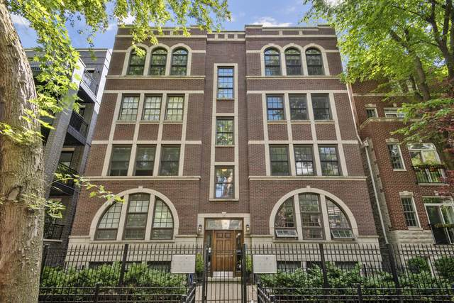 1527 N Hudson Avenue 4N, Chicago, IL 60610 (MLS #10807041) :: Property Consultants Realty