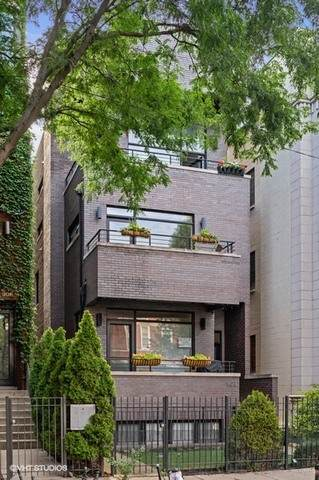 908 N Hermitage Avenue #2, Chicago, IL 60622 (MLS #10807059) :: Property Consultants Realty