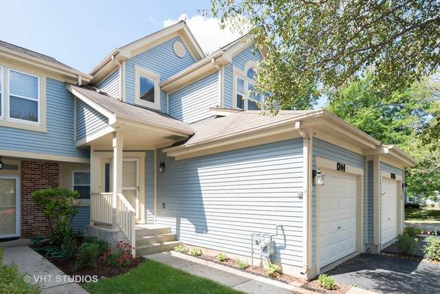 1244 Tennyson Lane #1244, Naperville, IL 60540 (MLS #10807070) :: Property Consultants Realty