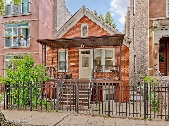 2720 W Cortez Street, Chicago, IL 60622 (MLS #10807087) :: Property Consultants Realty