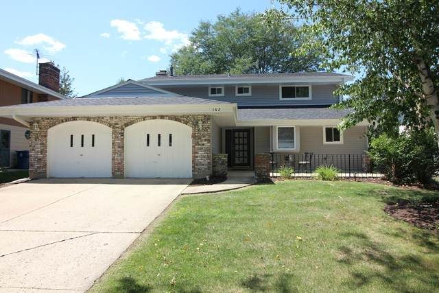162 Braintree Drive, Bloomingdale, IL 60108 (MLS #10807117) :: The Spaniak Team