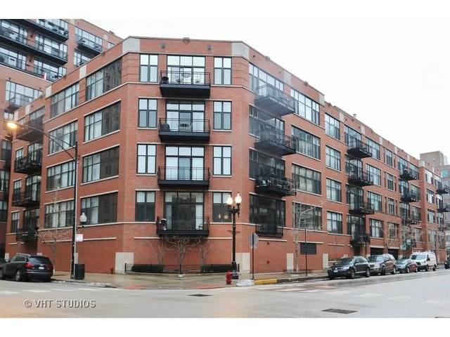 333 W Hubbard Street #1004, Chicago, IL 60654 (MLS #10807152) :: Property Consultants Realty