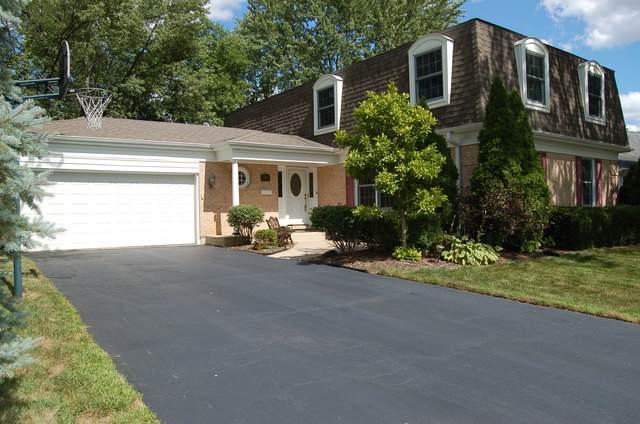 916 Oxford Court, Palatine, IL 60067 (MLS #10807165) :: John Lyons Real Estate