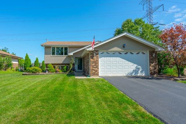 13834 W Shady Lane, Homer Glen, IL 60491 (MLS #10807220) :: Property Consultants Realty