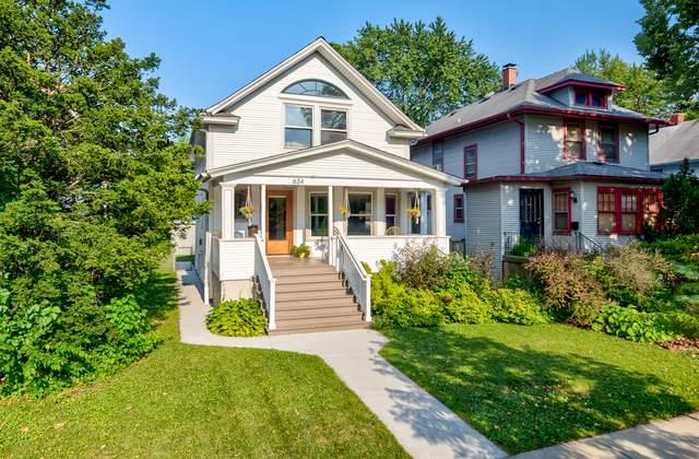 634 Lyman Avenue, Oak Park, IL 60304 (MLS #10807305) :: John Lyons Real Estate