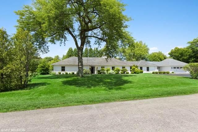 2299 Drury Lane, Northfield, IL 60093 (MLS #10807309) :: John Lyons Real Estate