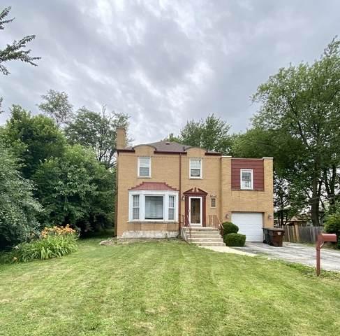 17302 Emerson Avenue, Hazel Crest, IL 60429 (MLS #10807338) :: John Lyons Real Estate