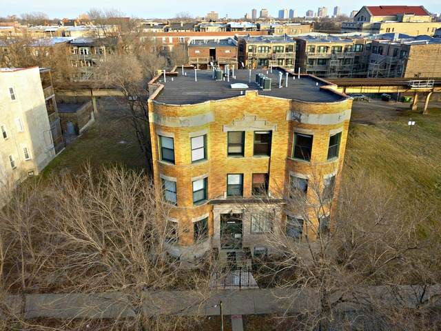 4543 S Prairie Avenue Gs, Chicago, IL 60653 (MLS #10807354) :: Angela Walker Homes Real Estate Group