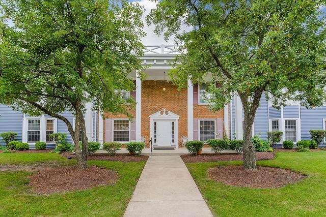 1122 Spring Garden Circle #2, Naperville, IL 60563 (MLS #10807386) :: Angela Walker Homes Real Estate Group