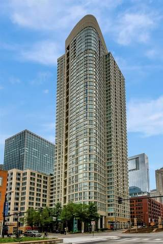345 N La Salle Drive #4107, Chicago, IL 60654 (MLS #10807408) :: Property Consultants Realty