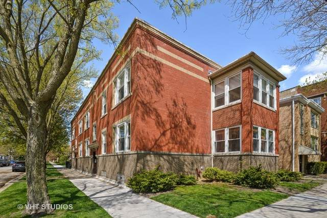 2204 W Winona Street #1, Chicago, IL 60625 (MLS #10807422) :: Angela Walker Homes Real Estate Group