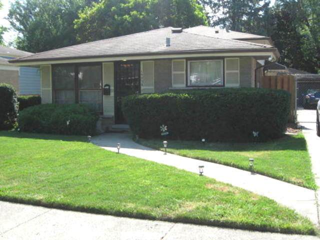 15538 University Avenue, Dolton, IL 60419 (MLS #10807460) :: Angela Walker Homes Real Estate Group
