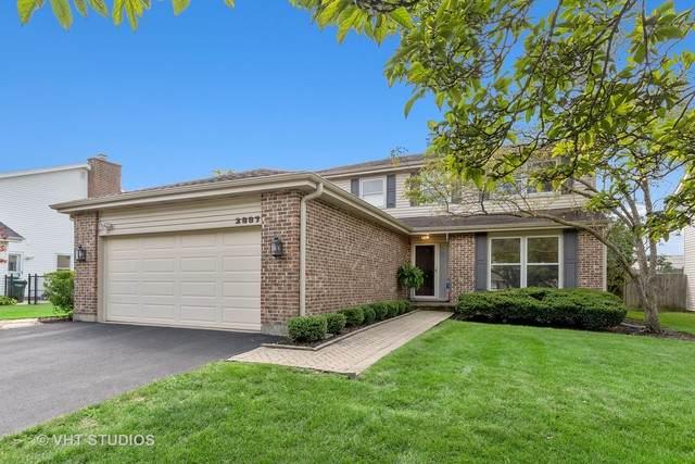 2887 Crabtree Lane, Northbrook, IL 60062 (MLS #10807498) :: John Lyons Real Estate