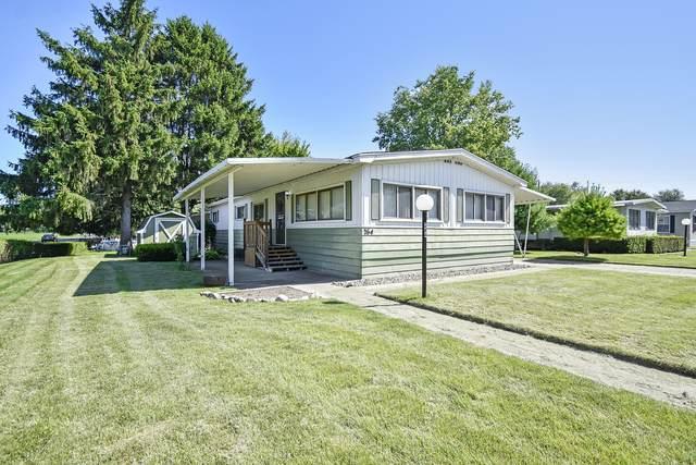264 Dupage Street, Mahomet, IL 61853 (MLS #10807507) :: Ryan Dallas Real Estate