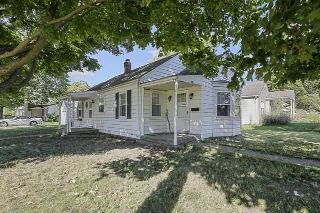 401 E Wabash Avenue, Rantoul, IL 61866 (MLS #10807559) :: Ryan Dallas Real Estate
