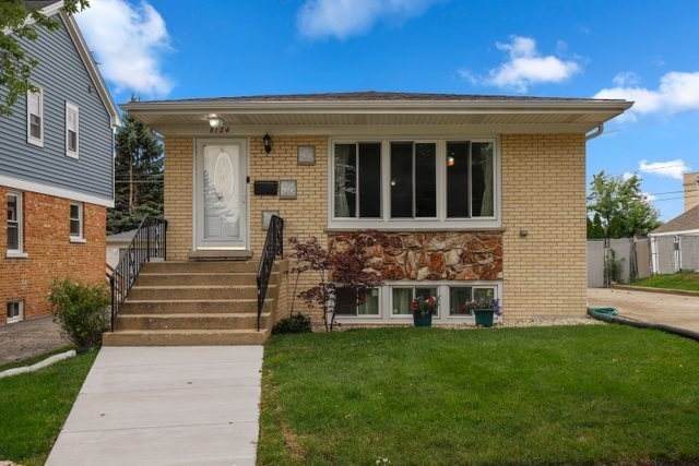 8124 W Oak Avenue, Niles, IL 60714 (MLS #10807561) :: Helen Oliveri Real Estate
