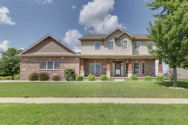 1262 Silver Oak Circle, Normal, IL 61761 (MLS #10807670) :: BN Homes Group
