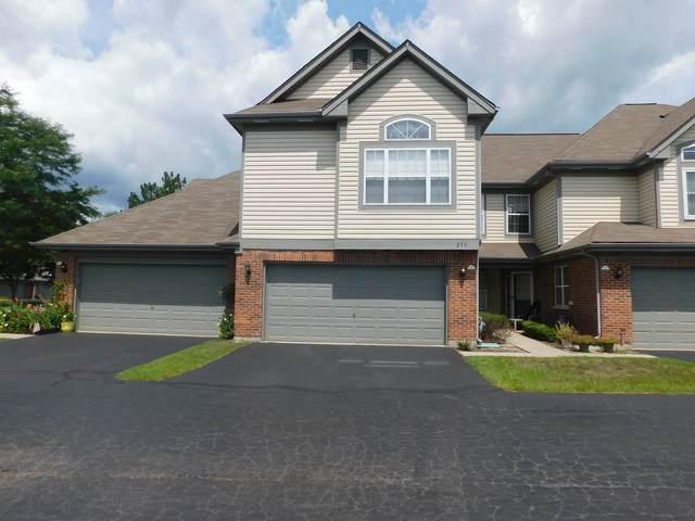 279 Manor Drive 2B, Buffalo Grove, IL 60089 (MLS #10807691) :: Helen Oliveri Real Estate