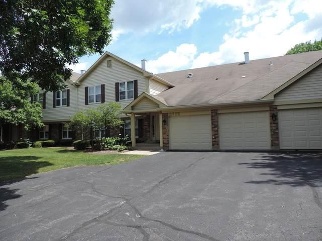 1231 Streamwood Lane #342, Vernon Hills, IL 60061 (MLS #10807709) :: Angela Walker Homes Real Estate Group